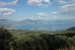 Bouwperceel met schitteren uitzicht op zee in Zuid-Italië