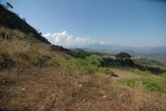 Bouwperceel met schitterend uitzicht in Cilento