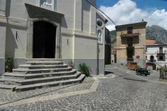 Athentiek San Giovanni a Piro in Zuid-Italië
