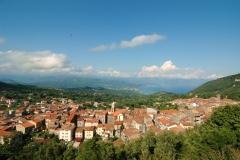 Ligging van San Giovanni a Piro