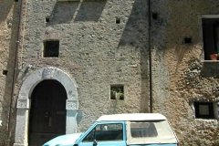 San Giovanni a Piro in Zuid-Italië