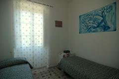 Slaapkamer op de 1e verdieping