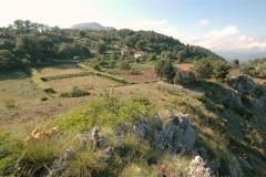 Cilento-eeuwenoude landbouwgronden