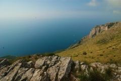 Cilento-panoramisch uitzicht (2)