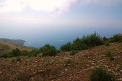 Cilento-panoramisch uitzicht
