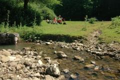 Cilento-rijk aan rivieren en beken