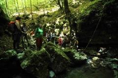 Cilento-wandelen door eeuwenoude bossen (3)
