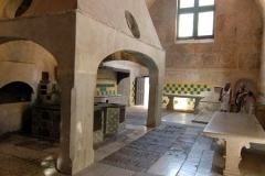 enorme keuken klooster San Lorenzo