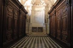interieur San Lorenzo