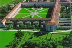overzicht klooster San Lorenzo