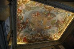 detail Koninklijk paleis van Caserta La Regina