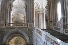 interieur Koninklijk paleis van Caserta La Regina (2)