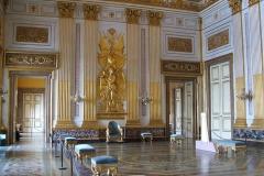 interieur Koninklijk paleis van Caserta La Regina