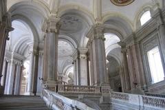 schitterende interieur Koninklijk paleis van Caserta La Regina