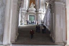 trappenhuis Koninklijk paleis van Caserta La Regina