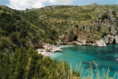 Een van de mooiste kusten van Italië (2)
