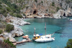 Een van de mooiste kusten van Italië (3)