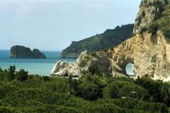 Een van de mooiste kusten van Italië