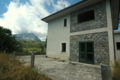 nieuw gebouwde villa