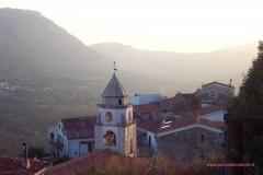 De ligging van Roccagloriosa (2)