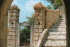 Historische centrum van Roccagloriosa (5)