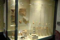 Musea antieke opgravingen in Roccagloriosa (2)