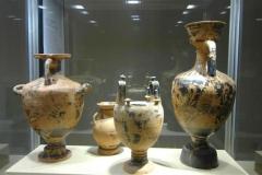 Musea antieke opgravingen in Roccagloriosa (4)