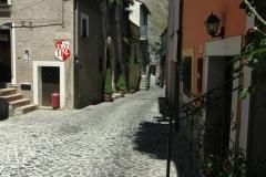 De Via Roma in San Giovaii a Piro