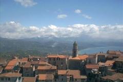 De ligging van San Giovanni a Piro