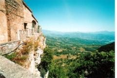 San Giovanni panorama bij Pietra Santa