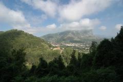 Schitterende ligging van San Giovanni a Piro