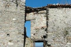 Verlaten dorp San Severino