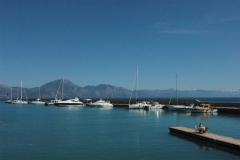 Prachtige haven van Scario