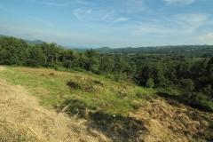 bouwterrein in Cilento