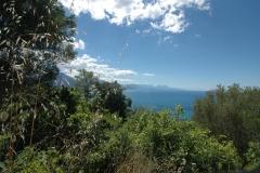 Adembenemend uitzicht op zee (2)