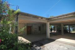 Grote villa, geschikt voor een B&B in Zuid-Italië