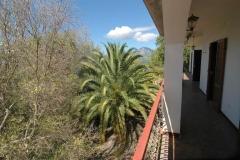 Oogverblindend uitzicht vanuit de villa in Cilento