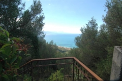 Royale villa in Cilento met zeezicht