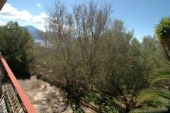Schitterend uitzicht vanuit de villa