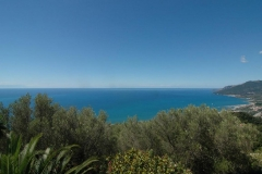 Super uitzicht vanuit de villa