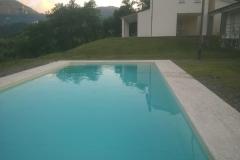 Het grote zwembad.