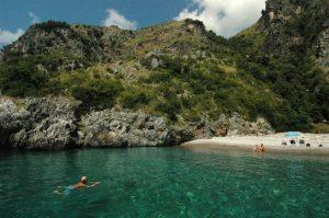 Een van de schoonste kusten van Italië