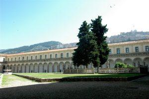 schitterende kloostergang