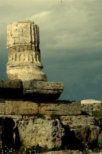 Opgravingen van Griekse nederzetting in Cilento.