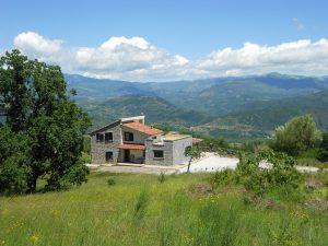Scitternede villa in een prachtige omgeving