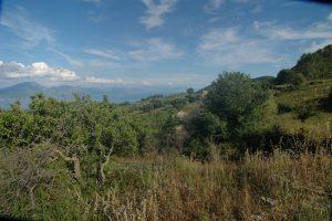 Prachtig uitzicht op de Golfo di Policastro.
